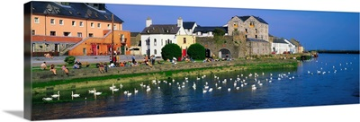 Spanish Arch, Galway City, Co Galway, Ireland
