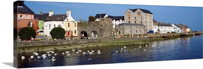 Spanish Arch, Galway City, Ireland