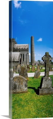 St. Canice's Cathedral, Kilkenny City, County Kilkenny, Ireland