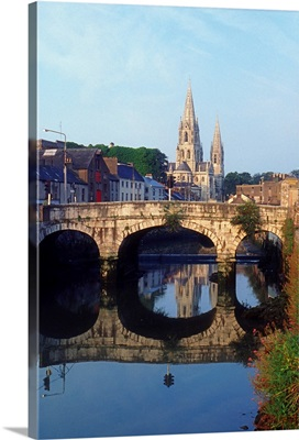 St. Finbarre's Cathedral, Cork, Co Cork, Ireland, 19th Century Cathedral