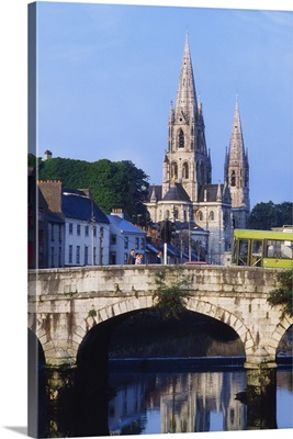 St. Finbarre's Cathedral, Cork, County Cork, Ireland, 19Th Century Cathedral