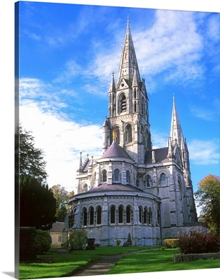 St Finbarr's Cathedral, Cork City, County Cork, Ireland