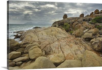 Stone Coast, Horseshoe Bay, Bowen, Queensland, Australia