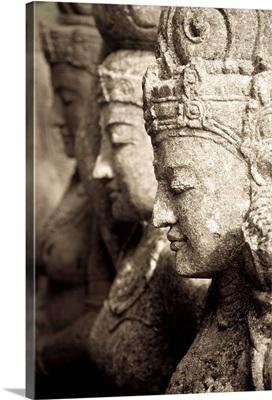 Stone Statues, Bali, Indonesia, Asia