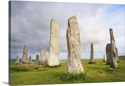 Stones Of Callanish, Isle Of Lewis, Scotland