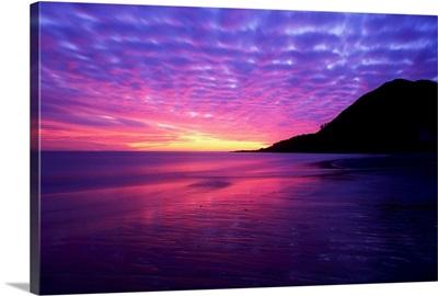 Sunrise At Bray Head, Co Wicklow, Ireland