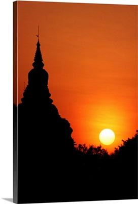 Sunrise, Pagan, Myanmar