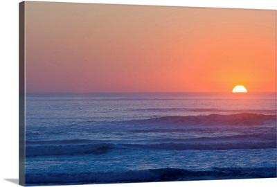 Sunset, Cape Kiwanda, Oregon, USA