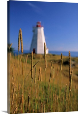 Swallowtail Lighthouse, Grand Manan Island New Brunswick, Canada
