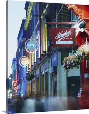 Temple Bar, Dublin, Co Dublin, Ireland, Dublin's Cultural Quarter