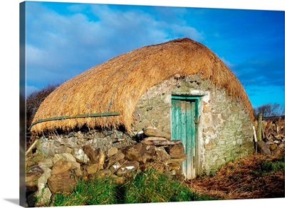 Thatched Shed, St Johns Point, Co Donegal, Ireland