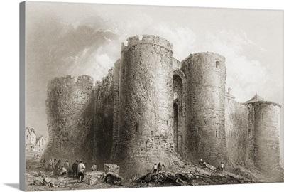 The Castle Of Limerick, Limerick, Ireland