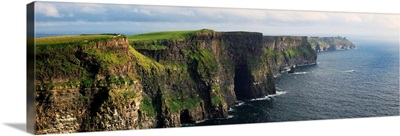 The cliffs of moher near doolin, County clare ireland