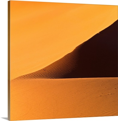 The Desert In Nambia, Africa