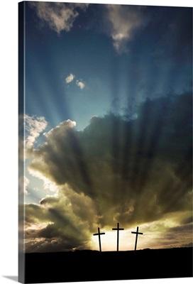 Three Crosses, West Yorkshire, England