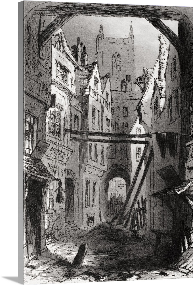 From The Book Bleak House By Charles Dickens