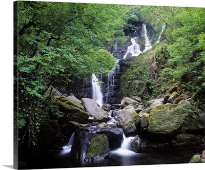 Torc Waterfall, Killarney, Co Kerry, Ireland