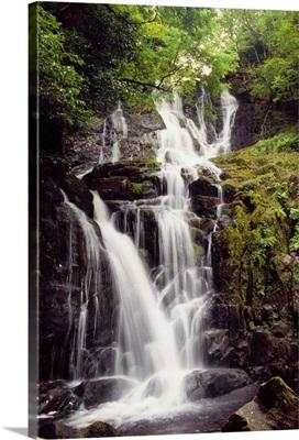 Torc Waterfall, Killarney, County Kerry, Ireland