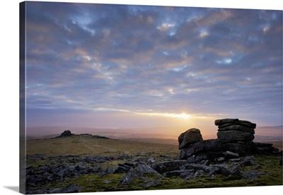 Tors Of Dartmoor, Devon, England, United Kingdom