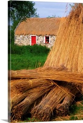 Traditional Thatching, Ireland