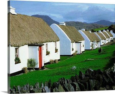 Tullycross, Co Galway, Ireland; Holiday Cottages