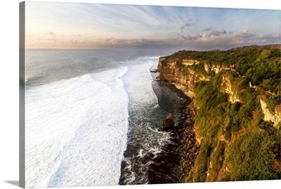 Ulu Watu cliffs, Bali, Indonesia