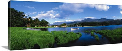 Upper Lake, Carrantuohill, Killarney, Co Kerry, Ireland