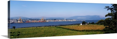 Warrenpoint From Carlingford, Co. Down, Ireland