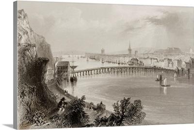 Waterford, Ireland. C.1841