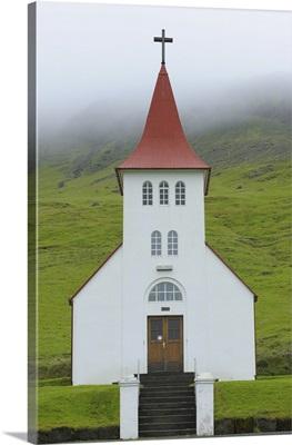 Wooden Church, Asofsskali, Iceland