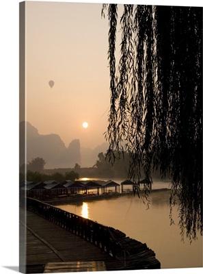 Yulong River, Guangxi, Zhuang Province, China