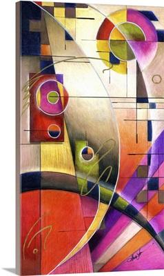 Kandinsky'S Cadence