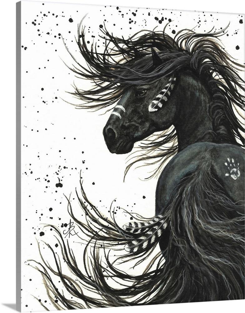 The Spirit Horse   Majestic Horse