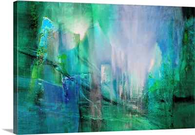 Transparency (Turquoise Light II)