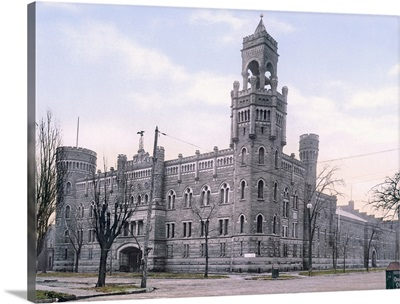 Armory of the Ohio National Guard Cleveland