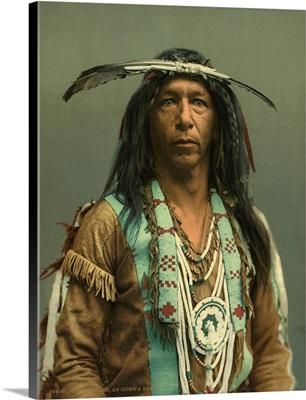Arrowmaker, On Ojibwa Brave