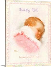 Bessie Pease Little Baby Girl
