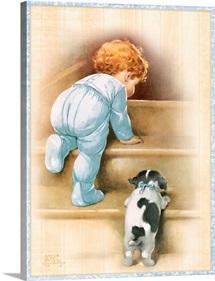 Bessie Pease Little Boy