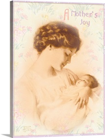 Bessie Pease Mother and Baby