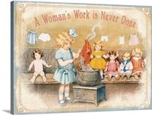 Bessie Pease Womans Work