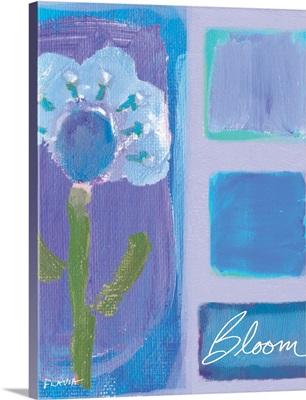 Bloom Inspirational Print