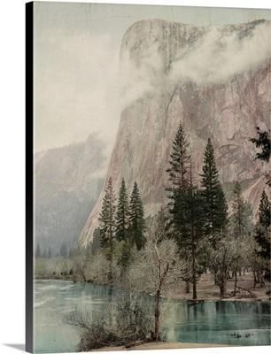 California, El Capitan, Yosemite Valley