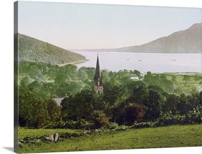 Carlingford Lough. Co. Down