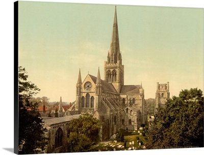 Chichester Cathedral, Sussex, England