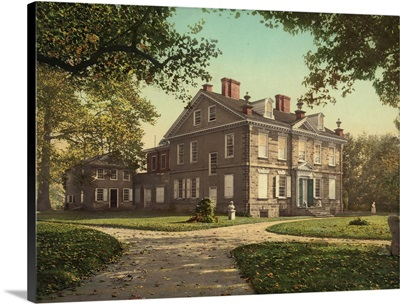 Cliveden, The Chew Mansion, Germantown