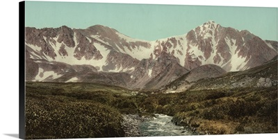 Colorado, Gray's And Torrey's Peaks