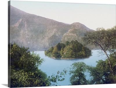 Ellens Isle Loch Katrine