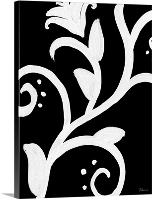 Flower Pattern Print