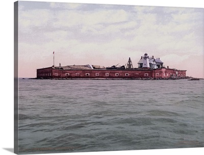 Fort Sumter Charleston S.C
