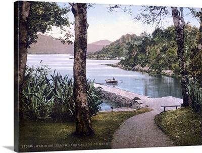 Garinish Island. Parknasilla Co. Kerry